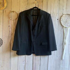 Vintage Finchley Fifth Avenue Men's Wool Blazer